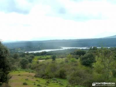 Frente Agua-Yacimiento Arqueológico Guerra Civil Española; senderismo cañon del rio mesa organizar v